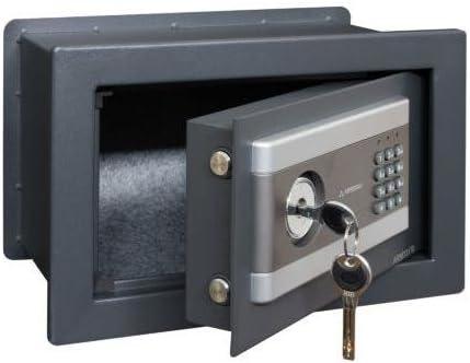 CAJA FUERTE EMPOTRABLE ELECTRICA 350X250X250 NEW STYLO S1: Amazon.es: Hogar