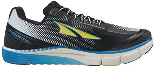ALTRA Men's Torin 2.5 Running Shoe, Blue/Yellow, 7 M US