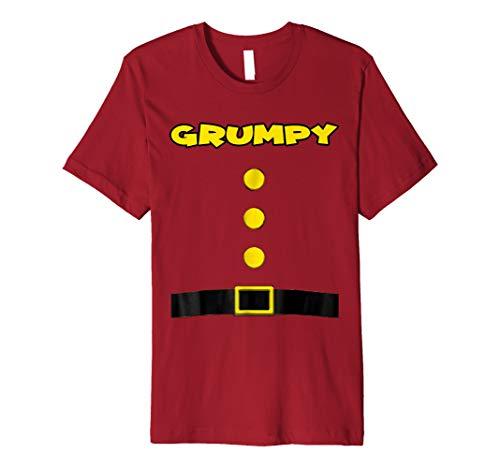 Grumpy Dwarf Halloween Costume Grumpy Dwarf Tshirt ()