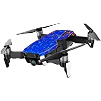 MightySkins Skin for DJI Mavic Air Drone - Melting   Min Coverage Protective, Durable, and Unique Vinyl Decal wrap cover   Easy To Apply, Remove, and Change Styles   Made in the USA