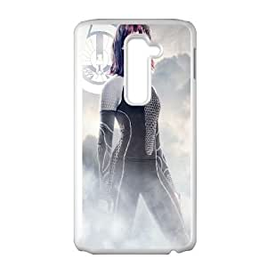 LG G2 Cell Phone Case White The Hunger Games Catching Fire Johanna S1S2MW