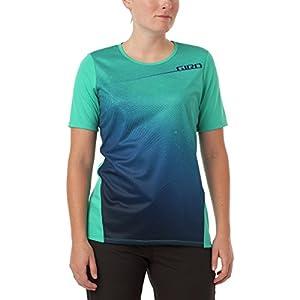 Giro Roust Short-Sleeve Jersey - Women's Turquoise Fade, M