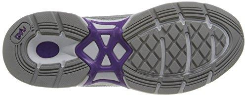 Ryka Intent XT 2funciones de la mujer zapatos Chrome Silver/Deep Lilac