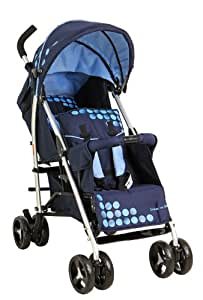 Dream On Me Freedom Tandem stroller, Navy (Discontinued by Manufacturer)