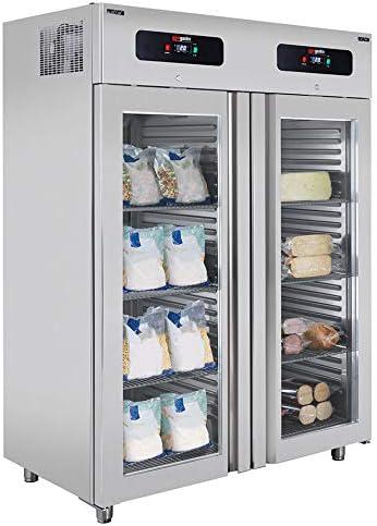 Combinación de nevera y congelador – 1,4 x 0,81 m – 1400 litros ...