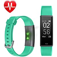 Fitness Tracker HR, Letscom Activity Tracker Watch with...