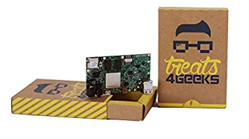 PixieBoard PRO+ - i.MX6 QuadPlus, 4GB RAM, LTE 4G/3G, WiFi 802.11 ac/n/g/b MIMO, Bluetooth 4.2, Linux Single Board Computer