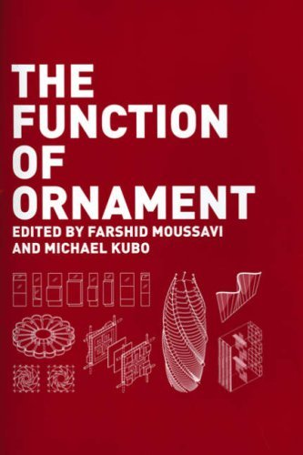 The Function Of Ornament  Second Printing