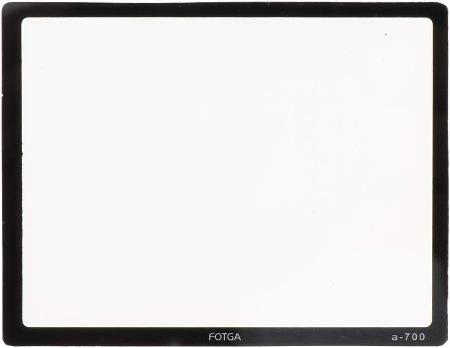 Anti-Fingerprints /& Anti-Scratch Screen Protector Hard Film for Sony A700
