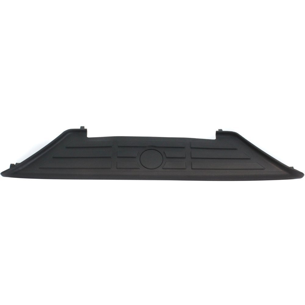 Bumper Step Pad Rear Center Textured Black compatible with Titan 04-14