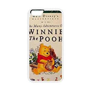 iPhone 6 Plus 5.5 Inch Cell Phone Case Covers White Many Adventures of Winnie the Pooh P6702692
