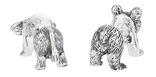 Sterling-Bull-Bear-Body-Cufflinks-by-Cuff-Daddy