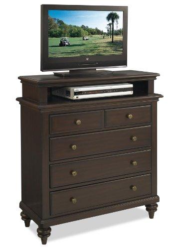 UPC 095385831431, Home Styles Bermuda TV Media Stand, Espresso Finish