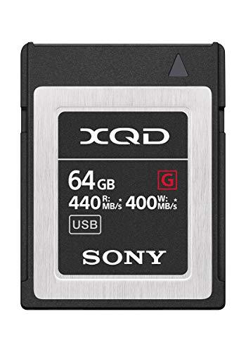 Sony Professional XQD G Series 64GB Memory Card (QD-G64F/J)