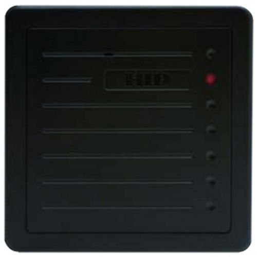 HID 5455 PROX PRO II Proximity Card Reader Wiegand, Gray - 5455BGN06 by HID