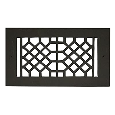 Naiture Cast Iron Wall Air Return Grill Antique Style In 5 Sizes