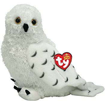 Amazon.com: Ty Beanie Baby - Summit the Snow Owl: Toys & Games