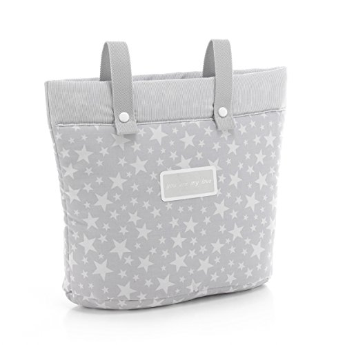 Amazon.com : Cambrass Star Stroller Diaper Bag, Grey : Baby