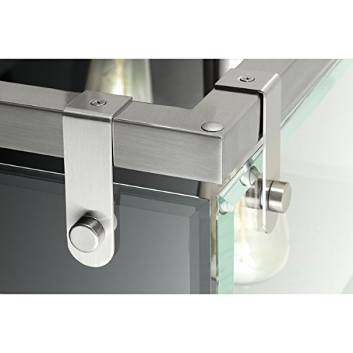 Progress Lighting P300107-009 Glayse Three Bath, Grey