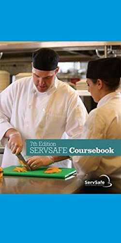 Servsafe Manager Book 7Th Ed  With Answer Sheet