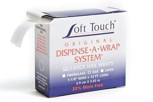 Soft Touch Original Dispense a Wrap System- Silk