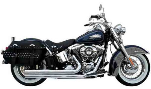 Samson Legend Series Exhaust System - Cannons - Chrome , Color: (Samson Legend Series Exhaust)
