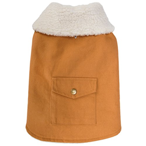 Zack & Zoey Farmstead Duck Coat, XX-Large, Light Brown