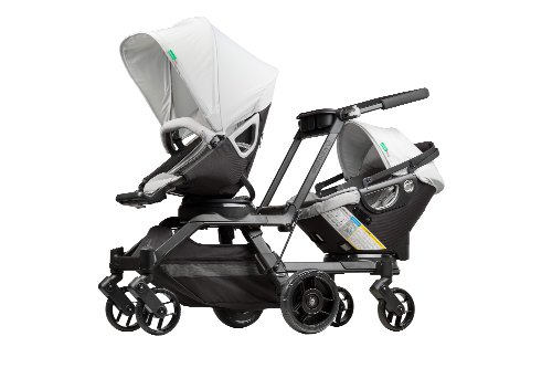 Amazon.com : Orbit Baby Double Helix Stroller Frame (Discontinued ...