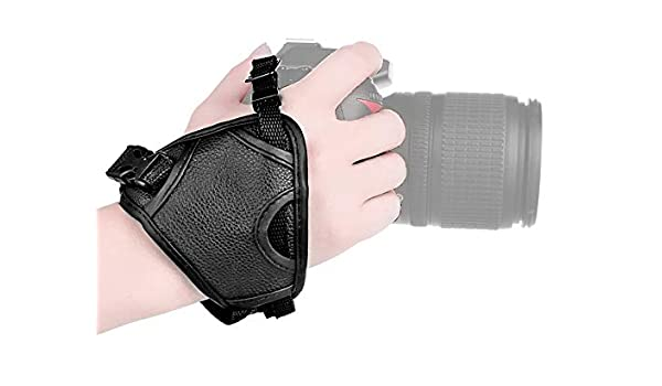 Nikon correa muñequera mano para cámara mango réflex correa Hand ...