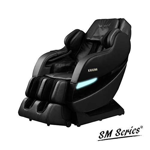 Top Performance Kahuna Superior Massage Chair with SL-Track 6 Rollers - SM-7300 (Black WG)