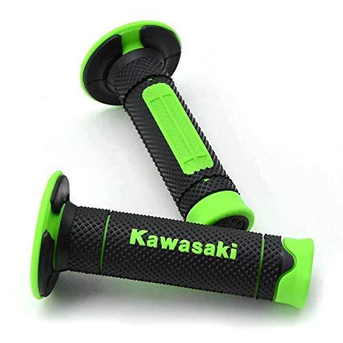 Doble Compuesto Pu/ños de Moto universales para Kawasaki