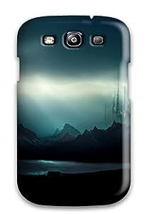 Case Cover Futuristic Sci Fi / Fashionable Case For Galaxy S3