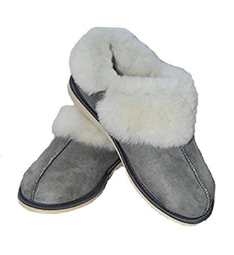 Schaffell Pantoffeln / Hausschuhe Slipper EUR 38