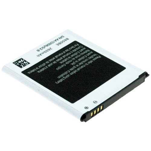 Battery for Samsung Galaxy S4 Replacement Battery  B600BE