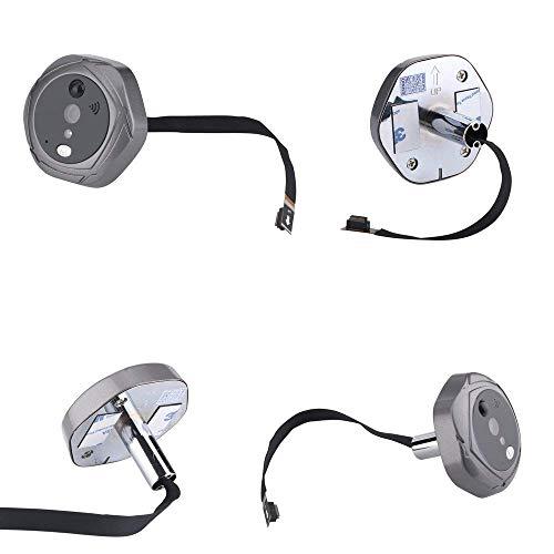 Z-SGML 7 Inch Wired Video Doorbell Wireless Digital Peephole Door Viewer 5'' Front Door Peephole Camera WiFi Doorbell with Remote Camera Video Unlock Night Vision Rainproof by Z-SGML (Image #6)