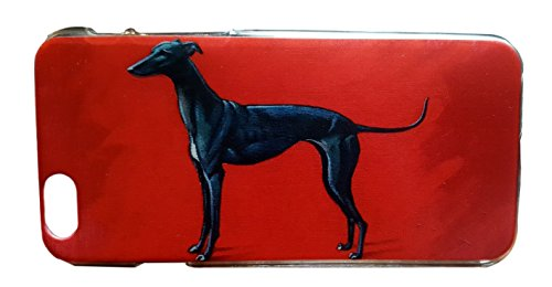 greyhound-dog-painting-collectible-snap-on-cellphone-hard-case-for-iphone-by-pashal-iphone-6-and-6s