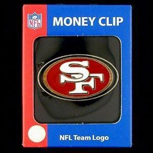 Large Logo Money Clip - San Francisco 49ers