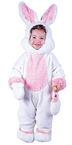[Cuddly Bunny Costume - Small] (Rabbit Costume Pattern)