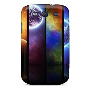 Cute Appearance Cover/tpu WvZUX570UVZSm Infinity Hdtv 1080p Case For Galaxy S3