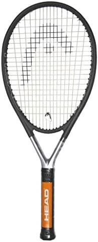 HEAD Ti S6 Tennis Racket Pre-Strung Head Heavy Balance 27.75 Inch Racquet – 4 1 2 In Grip