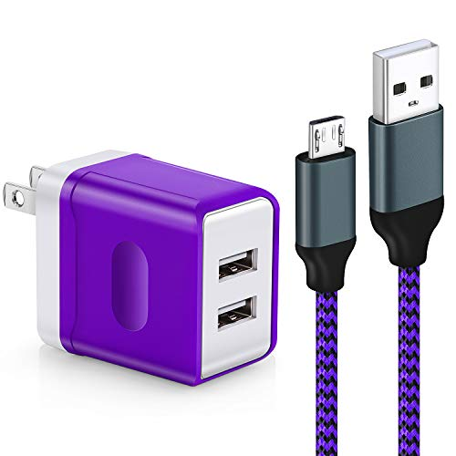 Android Charger Canjoy Braided Compatible product image
