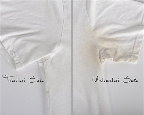 Free shipping natural pit stop sweat stain deodorant for Remove deodorant stains from shirt armpits