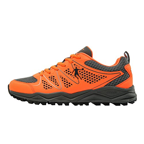 Men's Mehrfarbig Speed Performance Grey XM1560255 Orange Running Qiaodan Shoe 6YqTdnw5xx