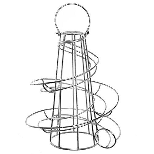 Deluxe Spiraling Standing Skelter Dispenser