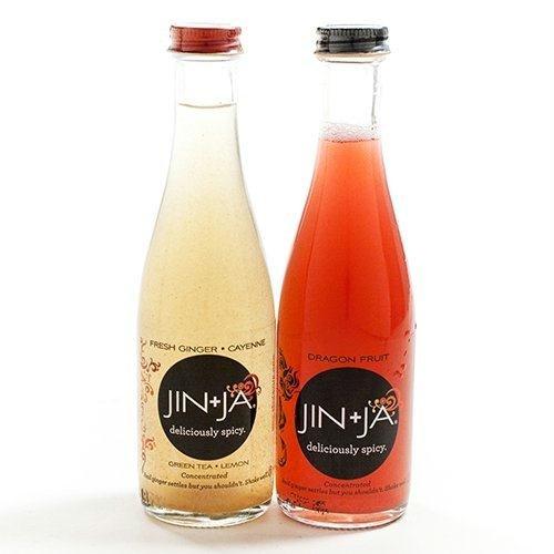 Jin+Ja Ginger Sodas - Spicy Original (6.3 ounce) by JIN+JA GINGER SODA