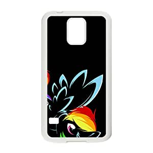 LINGH My little pony Case Cover For samsung galaxy S5 Case