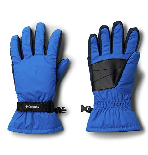 - Columbia Boys' Big Y Core Glove, Super Blue/Collegiate Navy, Large