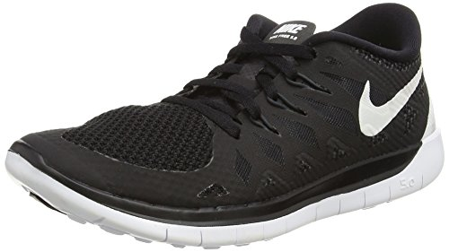 NIKE Kids Free 5.0 (Big) Black