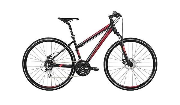 Kross - Bicicleta híbrida para Mujer de Aluminio Shimano Evado 3.0 ...