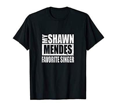 Mendes Gift Shawn T Shirt
